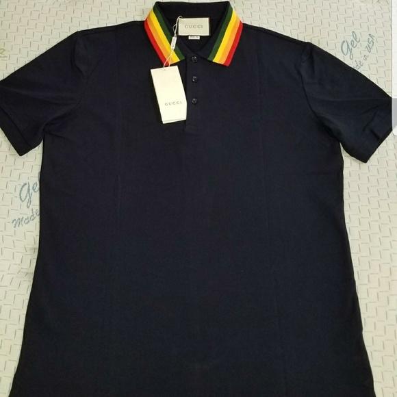 7cdf10725 Gucci Shirts   Polo   Poshmark